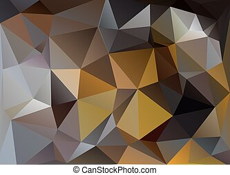 Abstract  background of trian