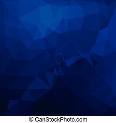 Abstract background of triangles. The bright