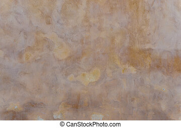 Abstract background of wall with chipping paint