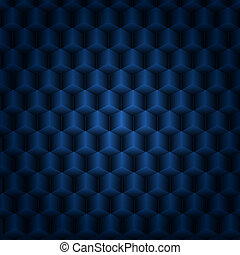 Abstract background pattern with 3d effect