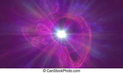 abstract background plasma