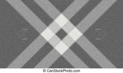 Abstract Background Rectangular Shape Pulsing 13 - A...