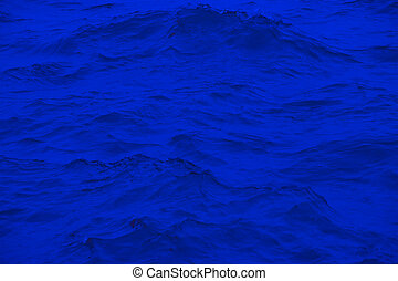 Abstract background, sea wave.
