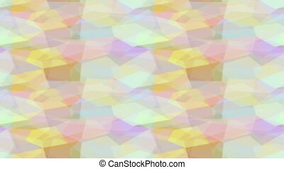 Abstract Background, Seamless Loop