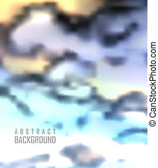 Abstract background. Shadows and blur background