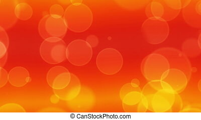 abstract background spots circles