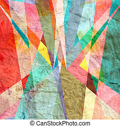 abstract background - graphic abstract background with...