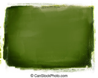 Abstract Background - Green Abstract Background