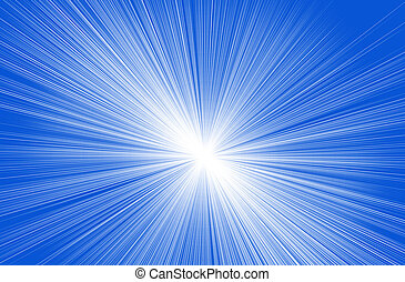 abstract background - sun ray burst for background