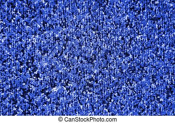 Abstract background texture blue plush