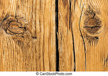 texture of old wooden close-up