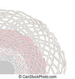 Abstract background. Vector element for your design