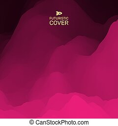 Abstract background. Vector illustration for design.