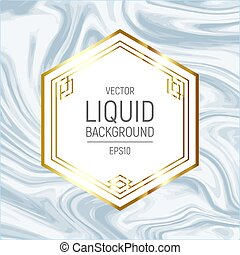 Abstract background, vector marble texture imitation