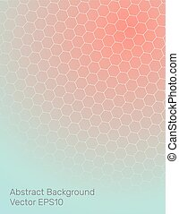Abstract background vector template