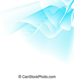 abstract background, vector without gradient with copy-space