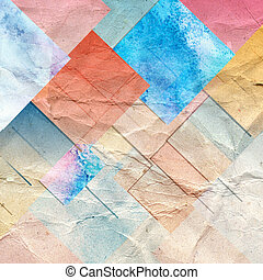 abstract background - watercolor abstract bright background...