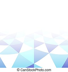 Abstract background with a geometric figures.