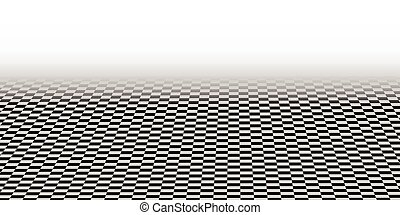 Abstract background with a perspective. Vector illustration.