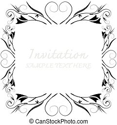 Abstract background with antique