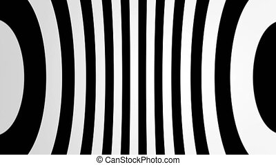 Abstract background with black and white lines. Seamless...
