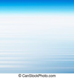 Abstract background with blue sky and clouds.