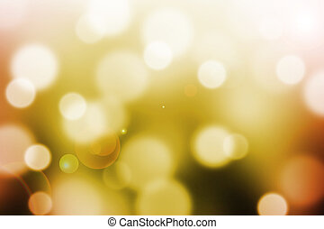 abstract background with bokeh and lens flare - abstract...