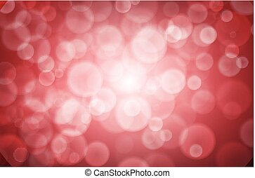 Abstract background with bokeh and lighting element with copy space for christmas and celebration decoration vector illustration