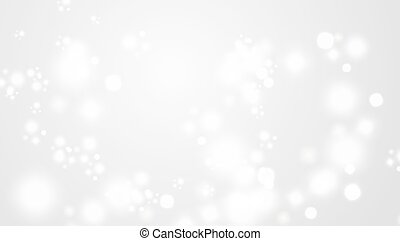 Abstract Background With Bokeh Effect. EPS10 Vector