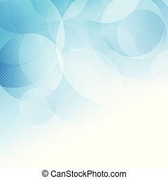 Abstract background with circle design