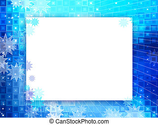 Abstract Background With Copy Spac