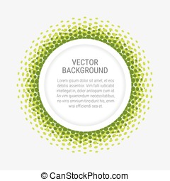Abstract background with copy space