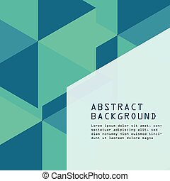 Abstract Background with copy space for text, Illustration Vector