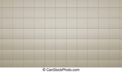 Abstract background with cubes. Loop able animation