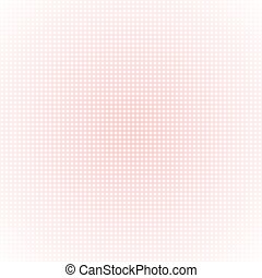 Abstract background with dots.
