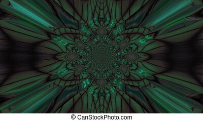 Abstract background with floral pattern.
