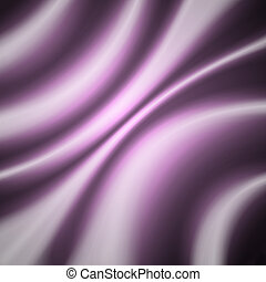 Abstract background with folds