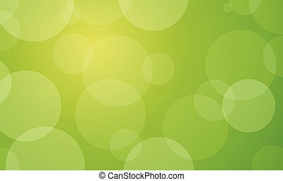 Abstract background with glowing