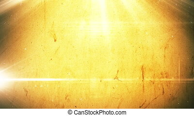 background with light particles and optical effects -...