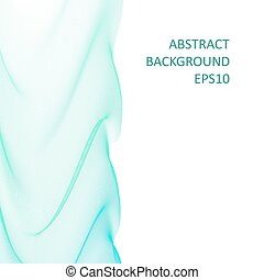 Abstract background with lines on a white background.
