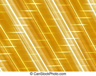Abstract background with luminous lines