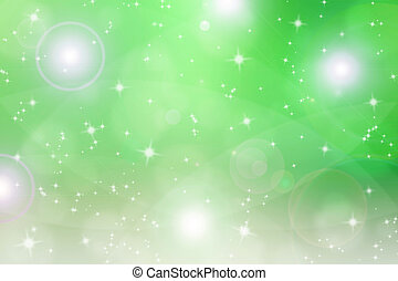 abstract background with magic flare