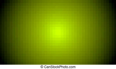 Abstract background with mosaic. Seamless loop