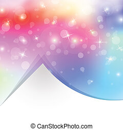 abstract background with nice effec