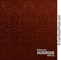 Abstract background with pattern