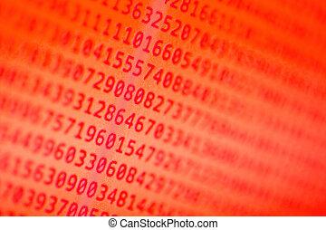 program computer code.