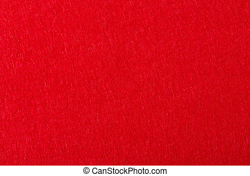 Abstract background with red felt. High resolution photo.