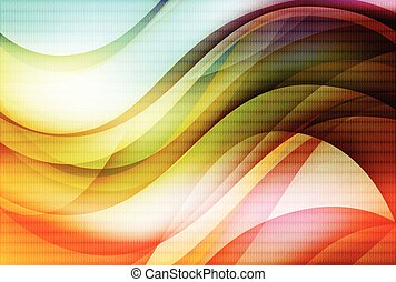 abstract background with shiny lines