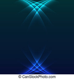 Abstract background with space for your message.