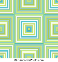 Abstract background with squares